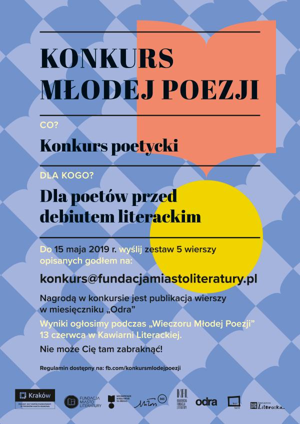 Konkurs Młodej Poezji Księgarnie Na Medal